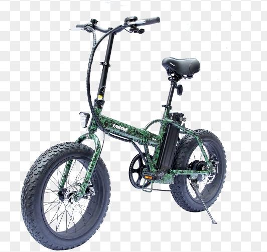 אופניים-חשמליות - יד 2