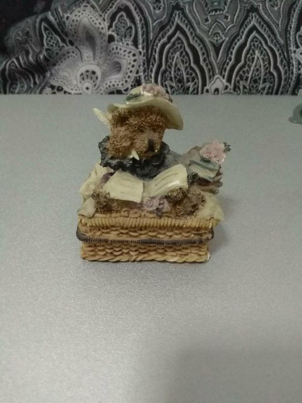 קופסאת-תכשיטים-בצורת-פסלון-דב - יד 2