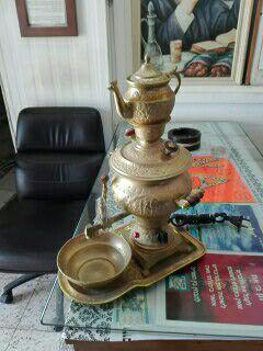 סמובר-עתיק-פרסי - יד 2