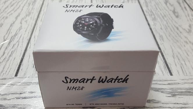 שעון-חכם-של-חברת-TEC - יד 2