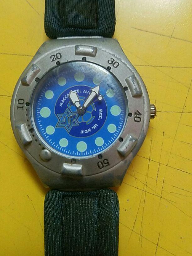 שעון-מיוחד-שיצא-בתקופת-ותיקי-מכבי-תל-אביב - יד 2