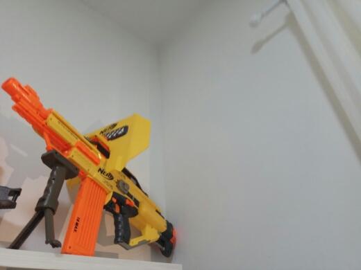 רובה-NERF-פלוס-שלוש-מחסניות-דיי-חדש - יד 2