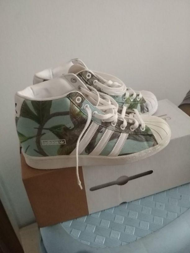 Adidas-חדשות-ננעלו-פעם-אחת-מידה-39-40 - יד 2