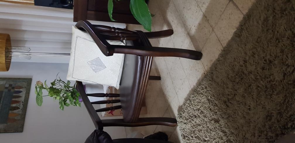 זוג-כיסאות-וינטג-(קראו-את-התיאור) - יד 2