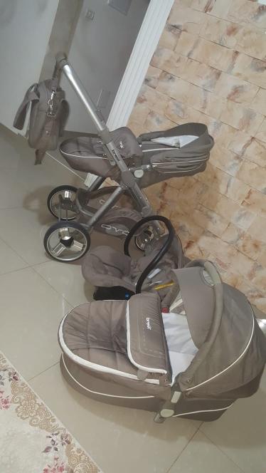 עגלה-לתינוקות- - יד 2
