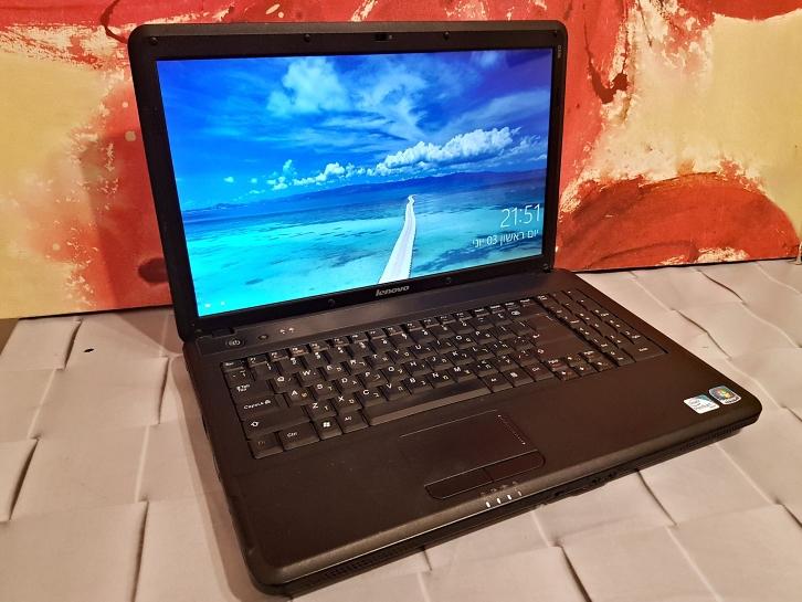 מחשב-נייד-lenovo-g550 - יד 2