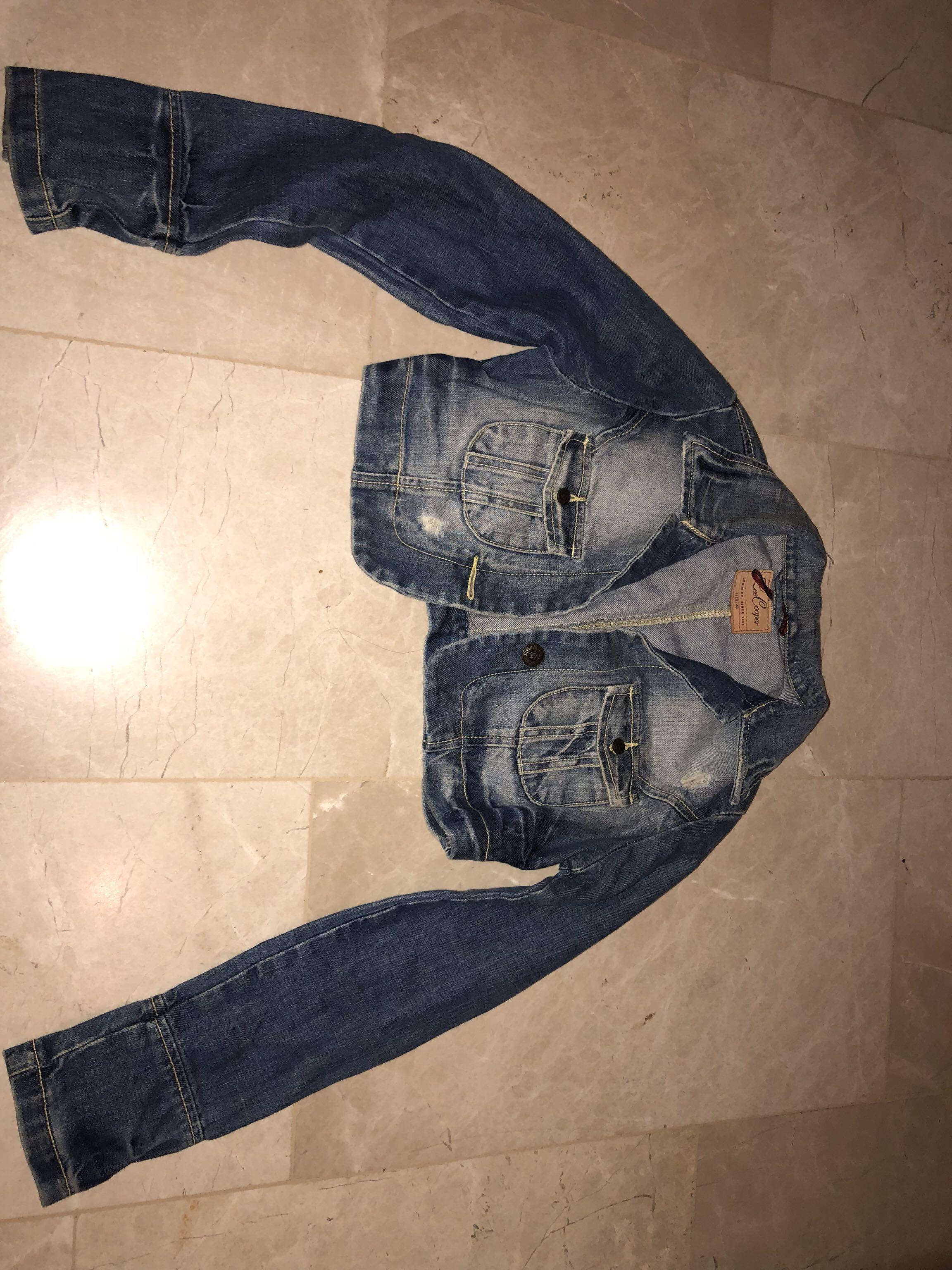ג׳קט-ג׳ינס-של-לי-קופר - יד 2