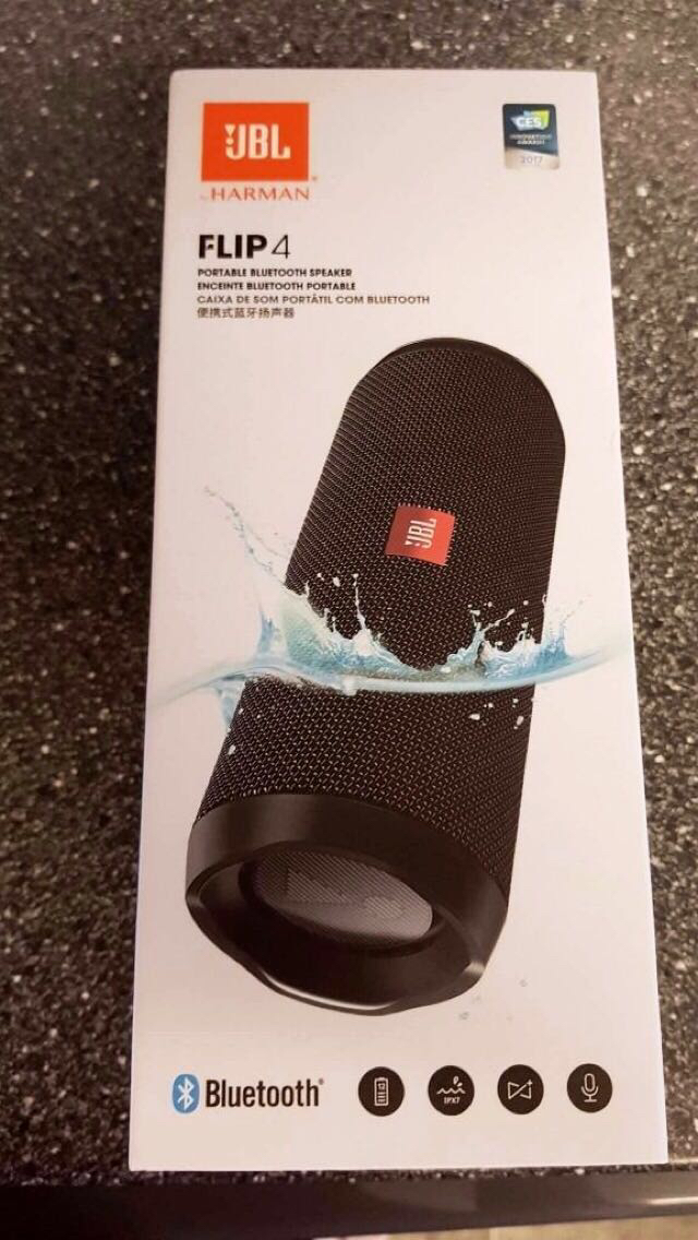 JBL-Flip-4-new-and-waterproof- - יד 2