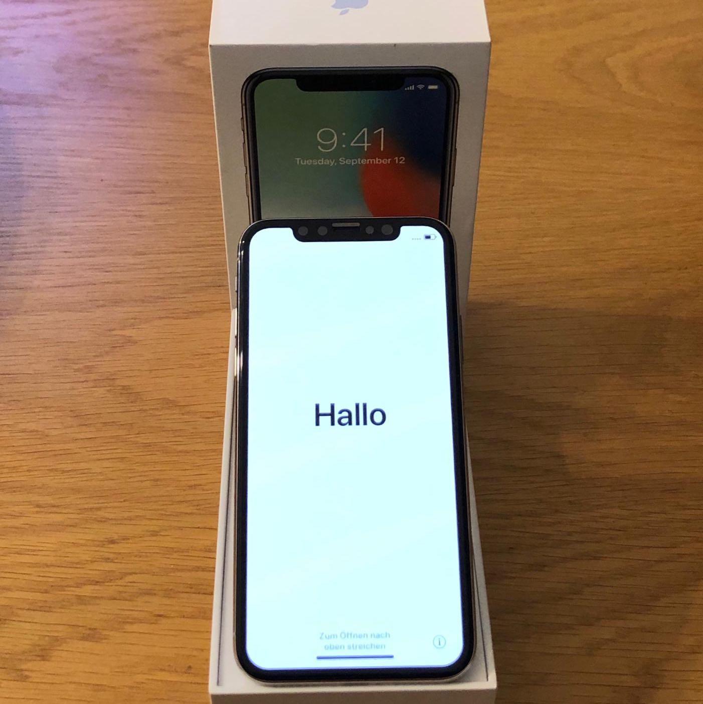 אייפון-x-לבן-📱-64-gb-במצב-מושלם-👌🏼 - יד 2