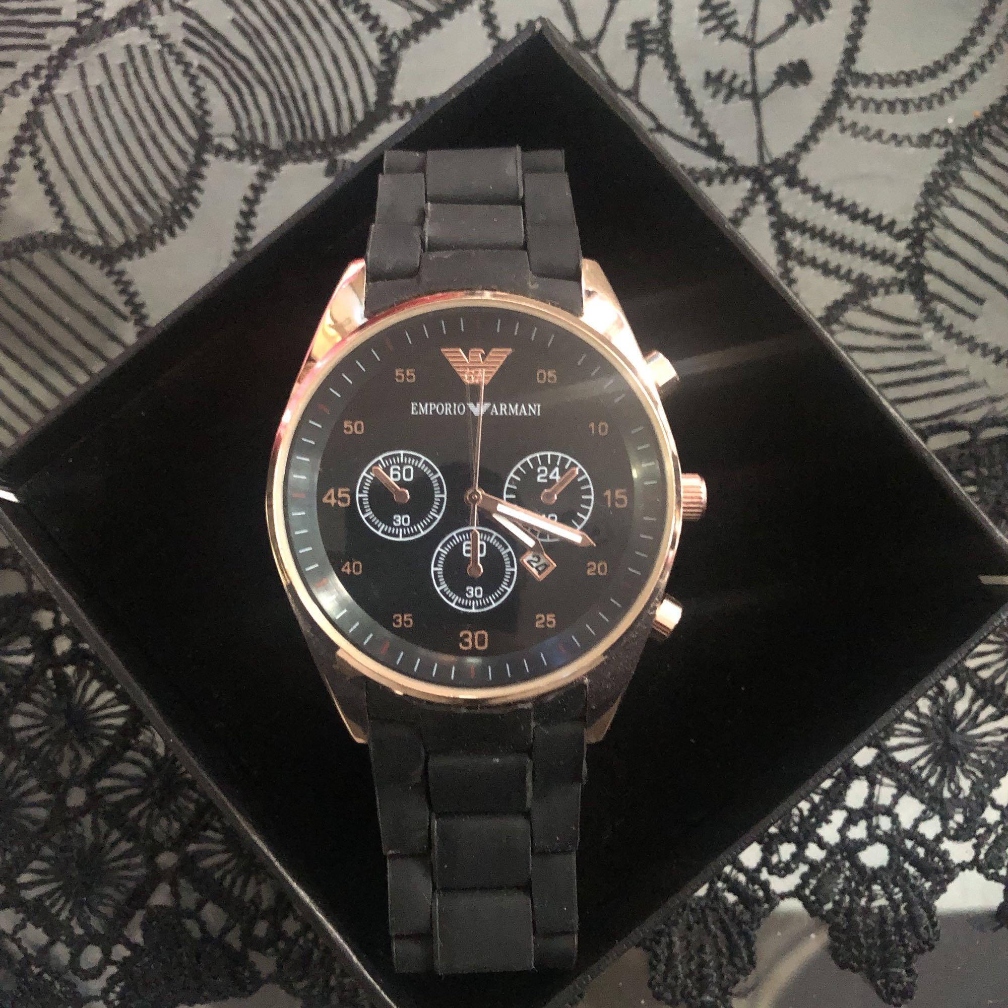 שעון-ארמני - יד 2