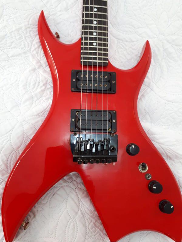 גיטרה-חשמלית-B.C.-Rich-N.J.-Series - יד 2