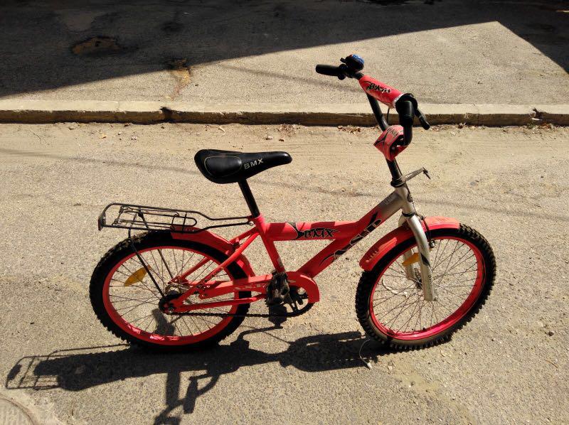 אופניים-לילדים - יד 2