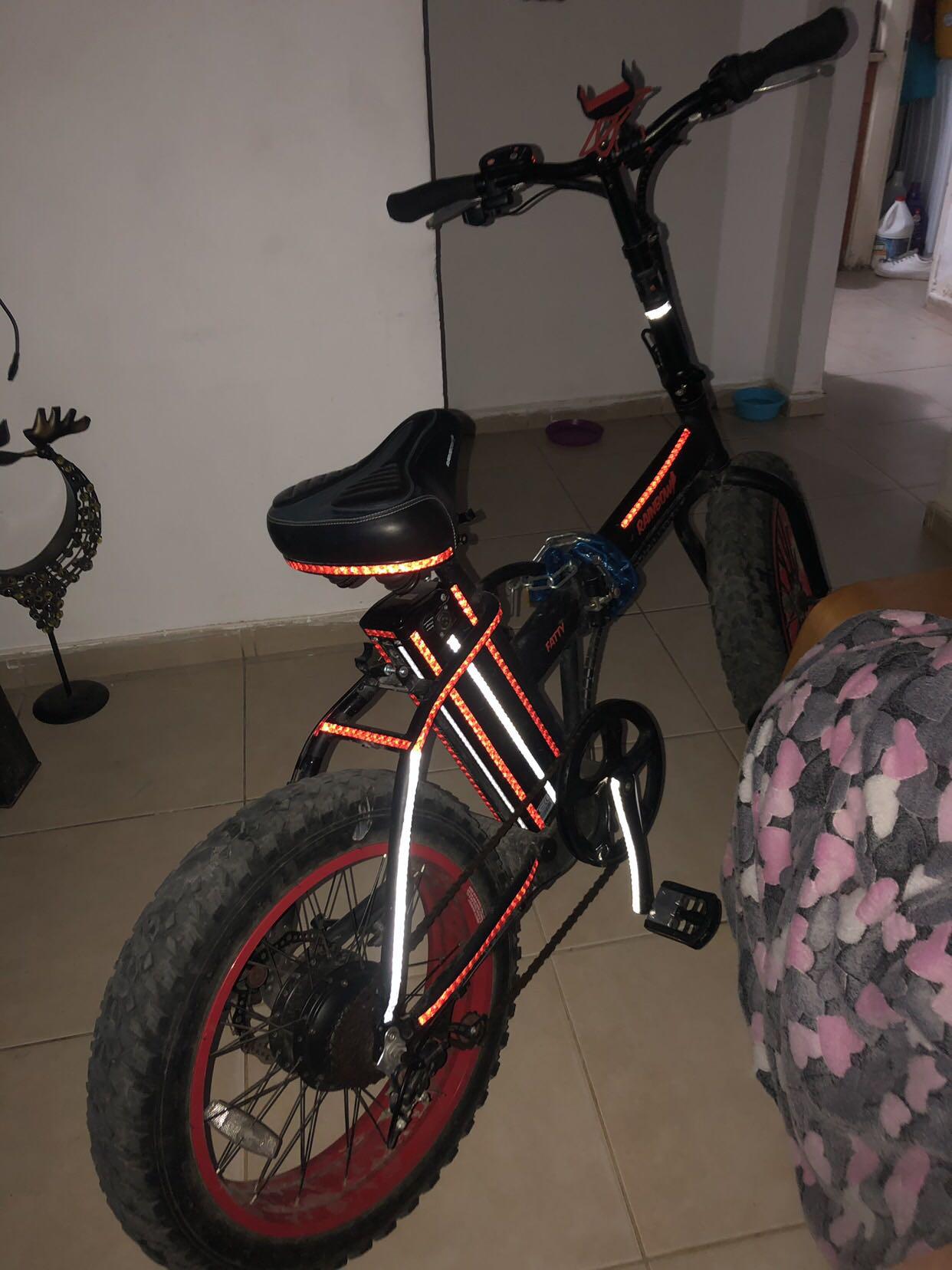 אופניים-עם-גלגלי-בלון - יד 2