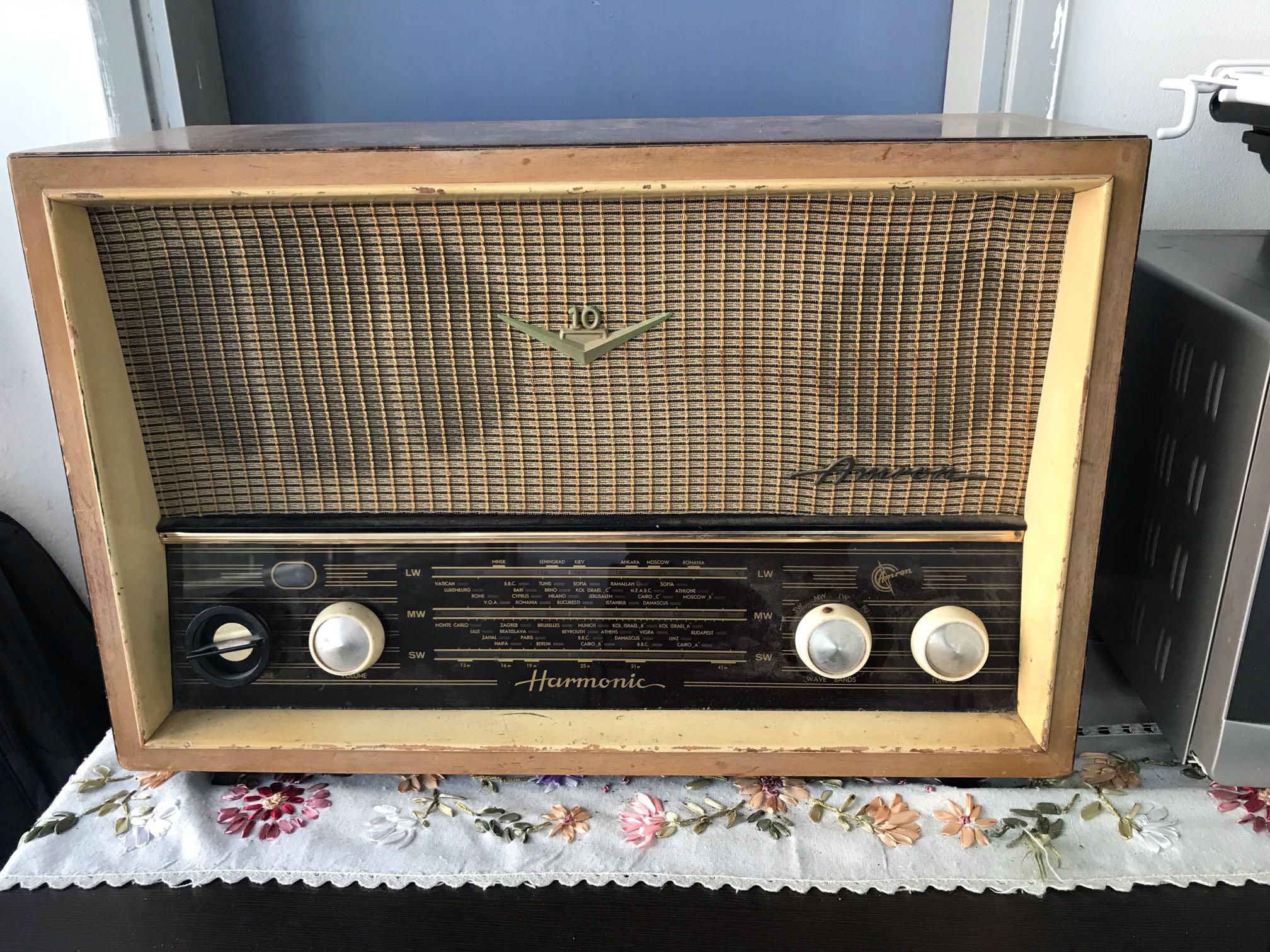 רדיו-עתיק - יד 2