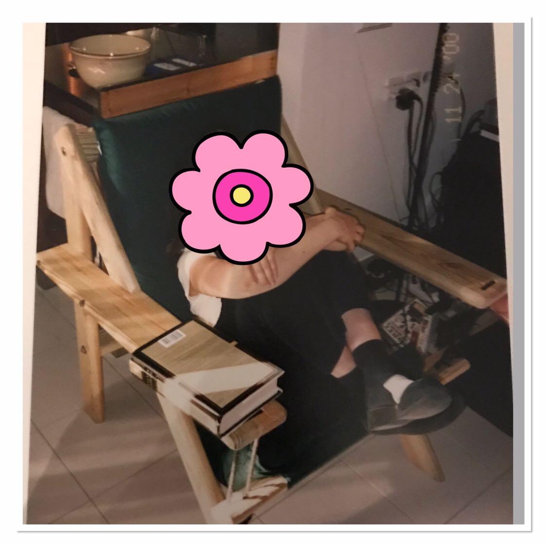 כיסא-נדנדה-לבית-או-לגינה - יד 2