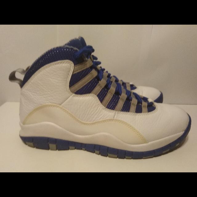 נעלי-ג'ורדן-10-retro-למכירה-איכות-מצוינת - יד 2