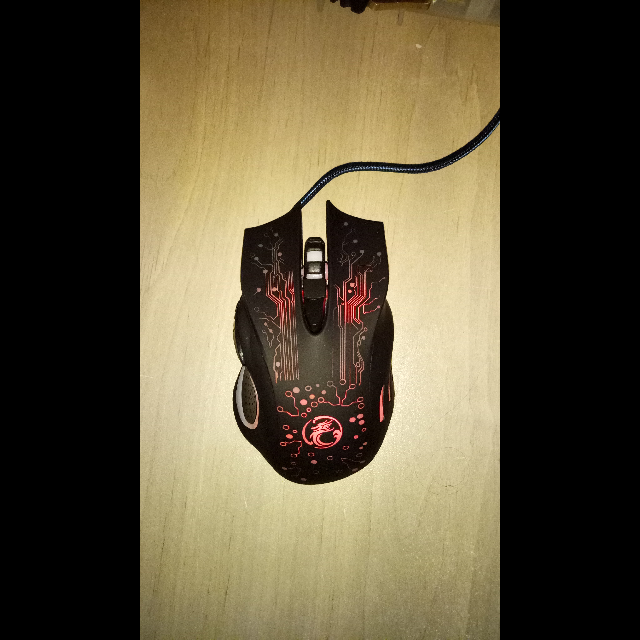 עכבר-גיימינג - יד 2