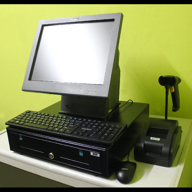 קופה-ממוחשבת-חכמה-מסך-מגע-עמדת-מכירה-עם-תוכנה-סט-מ - יד 2
