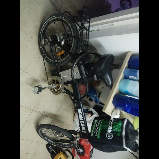 אופניים-חשמליים - יד 2
