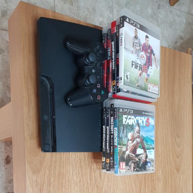 Sony-Playstation-3 - יד 2