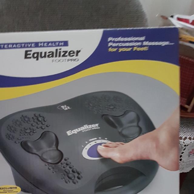 מכשיר-equalizer-לעיסוי-רגליים. - יד 2
