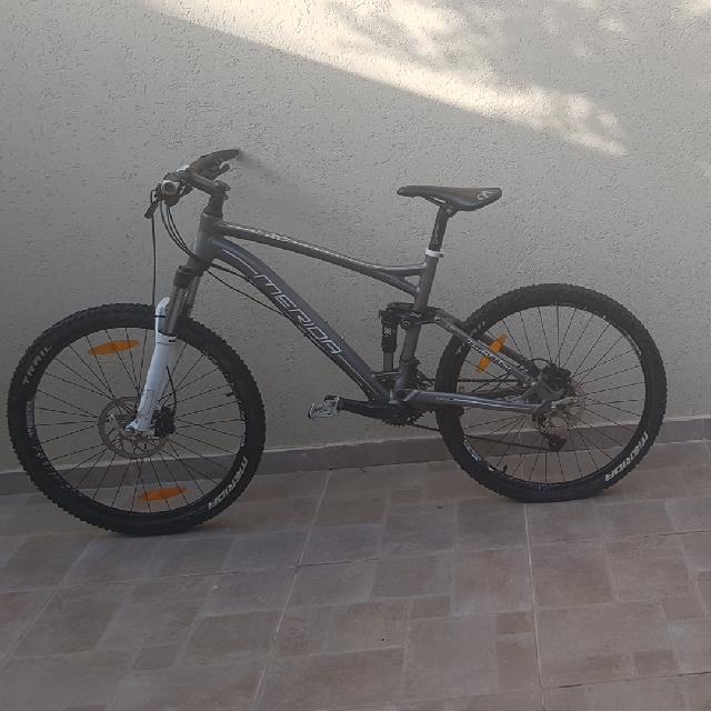 אופניי-שטח/הרים-מקצועיות-שיכוך-מלא-גמיש - יד 2