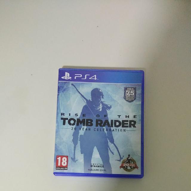 tomd-raider - יד 2