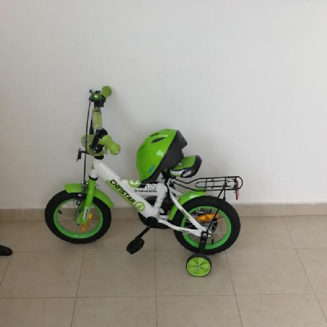 אופני-bmx-12-אינטש - יד 2