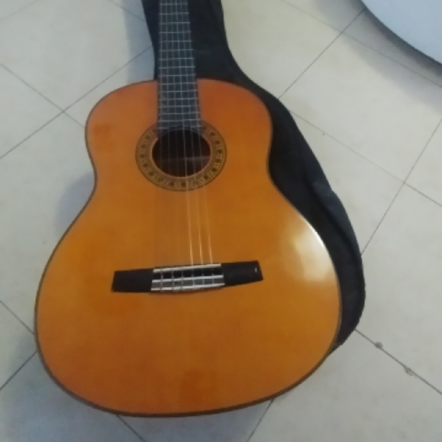 גיטרה-מקצועית - יד 2