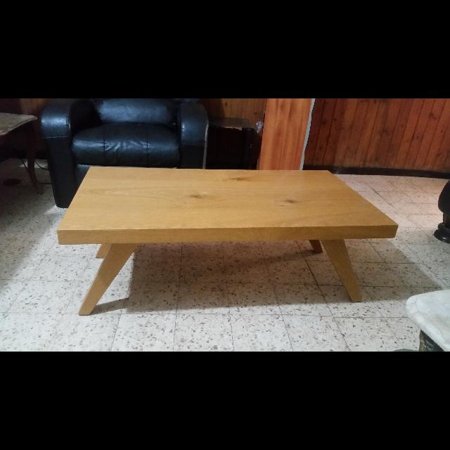 שולחן-סלון-60x110 - יד 2