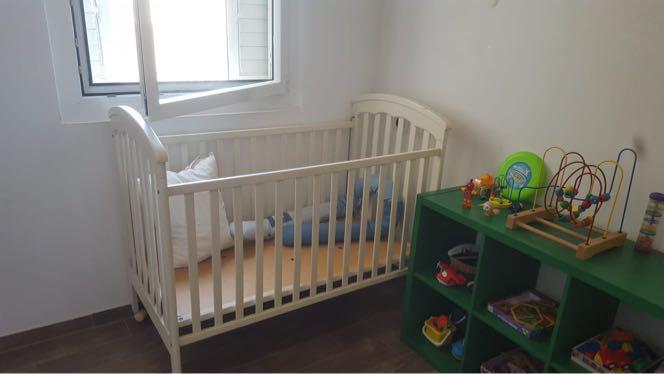 מיטת-תינוק - יד 2