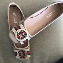 נעלי-בלרינות-גוצ'י-Ballerines-Gucci