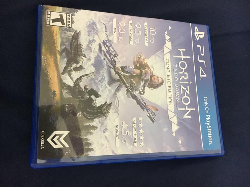 Horizon-Zero-Dawn-Complete-Edition-PS4 - יד 2