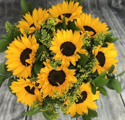 Sunny-bouquet
