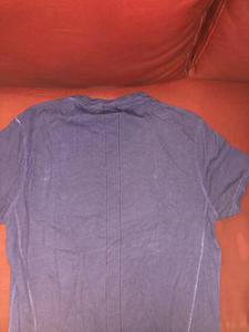 Blue-religion-basic-T-shirt-
