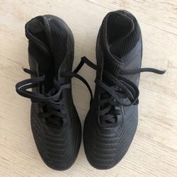 נעלי-פקקים-מקצועיות-מידה-7.5-אמריקאי(40.6) - יד 2