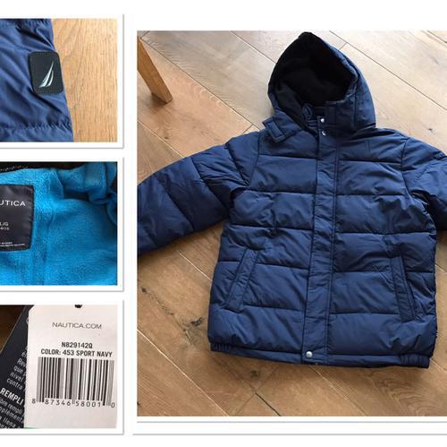 מעיל-נאוטיקה-כחול-מקורי-מידה-14-16-חדש-עם-טיקט