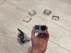 GoPro-Hero-4-Black-עם-מסך-נשלף - יד 2