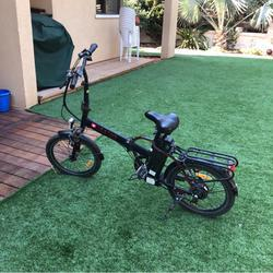אופניים-חשמליות