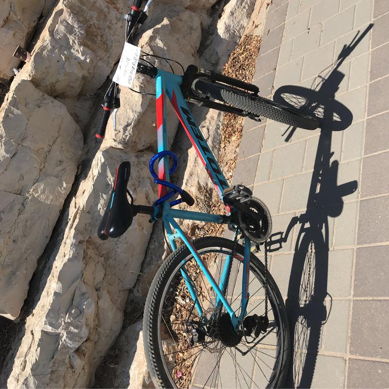 אופניים - יד 2