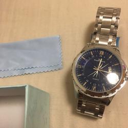 שעון-גבר-חדש,-לא-השתמשתי-בכלל,-אטים-מים-30-m,-