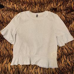 חולצה-נוצצת-מh&m