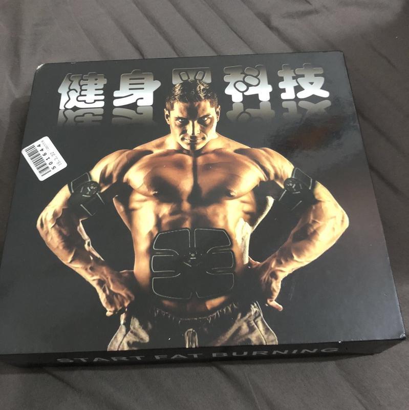 מכשיר-שעושה-שרירים-2-יחידות-לידיים-ואחד-לבטן/לגב - יד 2