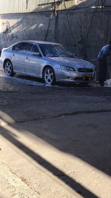סובארו-2006-טסט-לשנה-4על4-190,000-km - יד 2