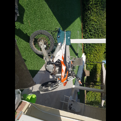 אופנוע-350-נוסע-חזק-מאוד-מודל-2016 - יד 2