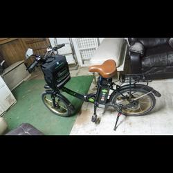 אופני-מגנזיום-48v-שילדה-נמוכה-נוח-לעלייה. - יד 2