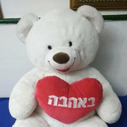 דובי-גדול-וחמוד - יד 2