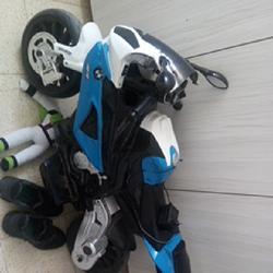 אופנוע-לילדים-קטנים - יד 2