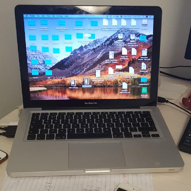 macbook-pro - יד 2