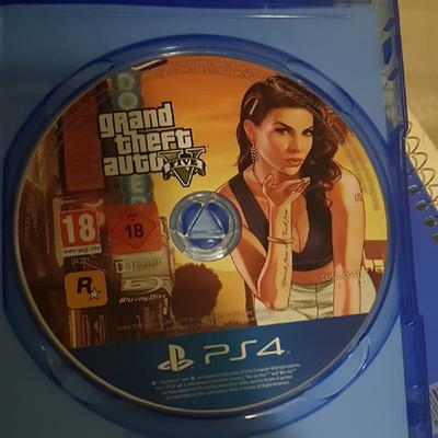 GTA-V-PlayStation-4 - יד 2